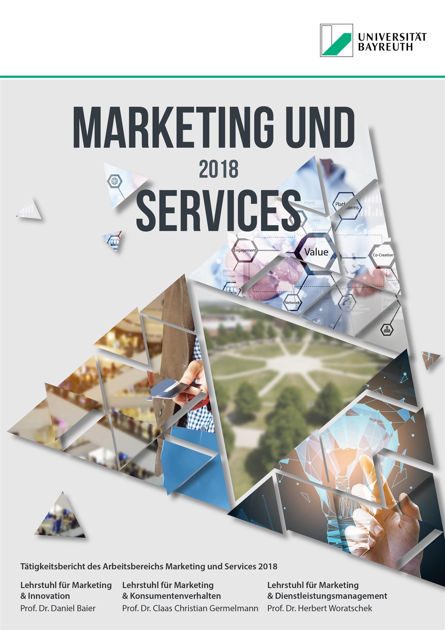Lehrstuhl für Marketing & Dienstleistungsmanagement | Universität ...